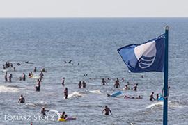 Błękitna Flaga - Plaża w Rewalu